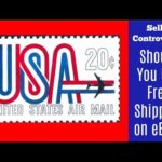 eBay Shipping Tip: Does Free Shipping Increase Sales or Help eBay SEO?