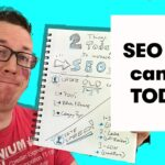 2 things you can do TODAY to increase SEO Traffic :)