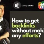 #63 DM Course | SEO | How to get backlinks without making any efforts?