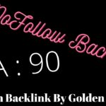 8th video: High Quality Nofollow Backlink | High DA 90 PA 53 Backlink | Golden Backlink | Backlink