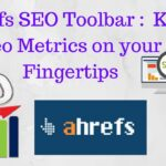 Ahrefs SEO Toolbar : SEO Backlink Checker & Competitor Research Tools [Hindi]