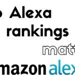 Do Alexa Rankings Matter