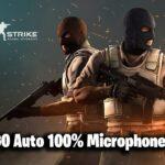 FIX CSGO Auto 100% Microphone Volume !