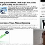 Gain Better Ranking's On Alexa & How To Do It..