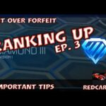 Giving 2 important tip to improve, Rant over people who forfeit, Ranking Up in Rocket League Ep. 3