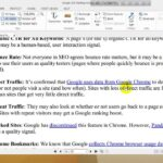 Google Ranking Factor (User Interection) part 5 Bangla Video Tutorial