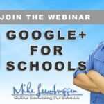Google+ for Schools - How To Increase Your Search Engine Rank