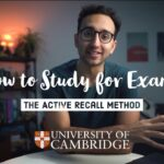 How my friend ranked 1st at Medical School - The Active Recall Framework