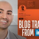 How to Drive Traffic to Your Blogs Posts Using LinkedIn (60,000 Website Visitors Per Month!)