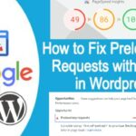 How to Fix Preload Key Request | Improve Website Speed - How to Optimize Website Speed