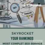 I will boost website rankings with high authority backlinks