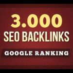 I will build 3000 SEO backlinks for google ranking