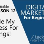 Lesson 12 Using Google My Business for Fixed Ranking on 1st Page in Digital Marketing in Hindi