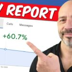 NEW GOOGLE MY BUSINESS PERFORMANCE REPORT – Perfect to INCREASE your Google Map Rankings Fast
