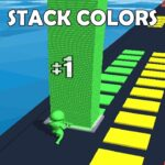 Stack Colors Level 11 Gameplay Walkthrough Android / iOS