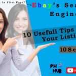 "eBay SEO Tips ""10 Secrets"" Rank Product on eBay Search Engine