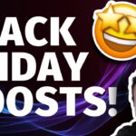 BOOST YOUR WEBSITE with these BLACK FRIDAY OFFERS