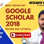 Google Scholar 2018: Important settings to increase author citations