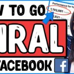 HOW TO GO VIRAL ON FACEBOOK USING ORGANIC TRAFFIC | 5 EASY HACKS