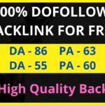 How To Create High Quality Do Follow Backlinks | Do follow Backlinks | Profile Backlink 2020-21