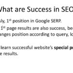 How to Increase Google Rank of your Website