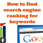 How to find keywords ranking | How to find search engine ranking for keywords part-1 [Hindi]