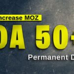 How to increase domain authority moz da with high quality backlinks 2021 | PindiTech