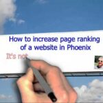 How to increase page ranking of a website in Phoenix