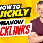 How to quickly disavow backlinks