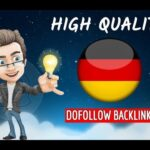 I will build 10 quality dofollow forum backlinks german germany