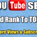 I will do youtube seo 👇for rapid ranking to boost views