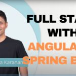 Java Full Stack Development with Spring Boot and Angular