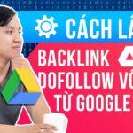 Lấy Backlink Dofollow Vô Hạn Từ Google Drive | Học SEO 33