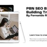 Link Building Training: How to Create PBN Backlinks To Rank a Target Web Page on SERPs'