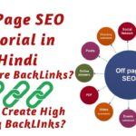 Off Page-SEO Tutorial in [Hindi]  | What are SEO Backlinks? 2019 Part - 1