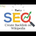 Part -2 Get Backlinks from Wikipedia