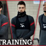 Quadruple Liverpool Boost | Alisson, Fabinho, Davies, Jota train ahead of Chelsea