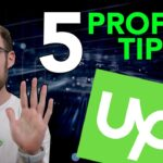 Upwork Profile TIPS to Capture Attention! (WIN More Jobs)