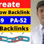 Create High DA PA DoFollow Backlinks in 2021 | DoFollow Backlinks Instant Approval | Fluther