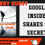 Google Insider Shares SEO Secrets & Online Marketing Tips To Grow Your Business Online