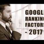 Google's Top 6 SEO Factors That Help in Rankings ! Seo Ranking Factors