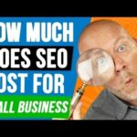 How Much Does SEO Cost For Small Business