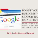 How Pinterest Will Boost Your Google Search Rankings