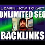 How To Do SEO - Get Unlimited SEO Backlinks - Fiverr Gig