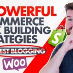 How to Build Backlinks for an Ecommerce Store [WITHOUT GUEST BLOGGING]