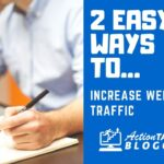 How to Increase Website Traffic (2020)