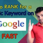 How to Rank Fast on Google First Page | Best SEO Techniques