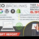 I will create 6999 contextual backlinks tiered for SEO ranking