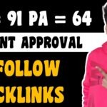 Instant Approval Dofollow Profile Backlinks 2021 | Backlinks Kaise Banaye 2021? High DA PA Backlinks
