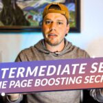 Intermediate SEO Secrets to Boost Your Home Page